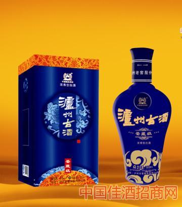 泸州古酒鉴藏52°
