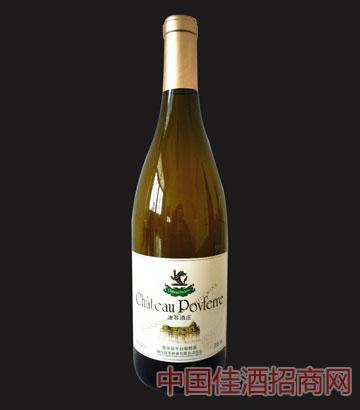波菲酒庄赤霞珠干白葡萄酒
