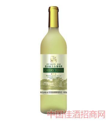 霞丽多干白葡萄酒
