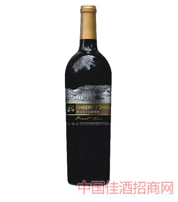 黑比诺干红葡萄酒G-018