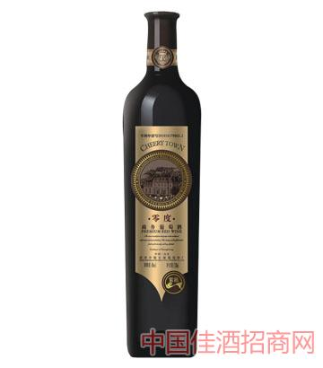 零度商务葡萄酒