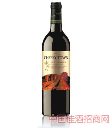 特选卡本纳红酒H-020
