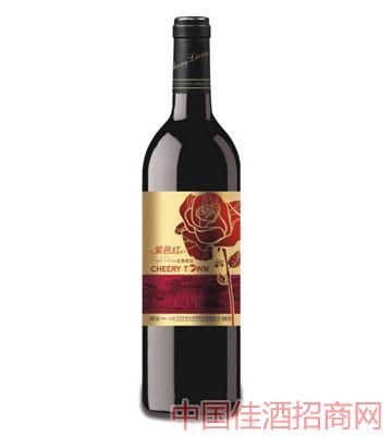 紫邑红葡萄酒H-050