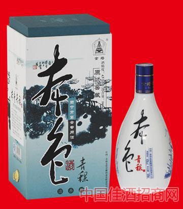 本色青稞(原浆窖藏)酒