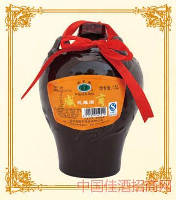 1.5Lx6咸亨花雕酒3年陈酿