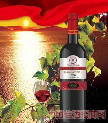 卡蒂V6干红葡萄酒