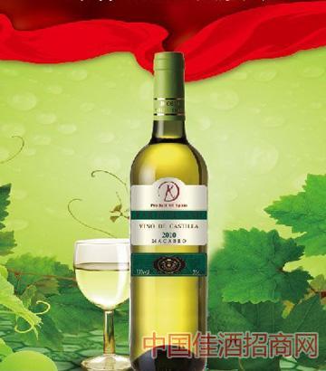 卡蒂V6干白葡萄酒