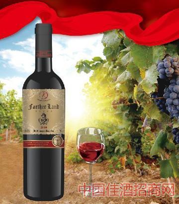 卡蒂V8干红葡萄酒