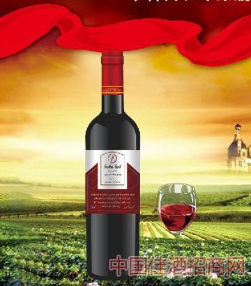 卡蒂V3干红葡萄酒