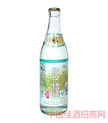 46°绍兴糟烧酒500ml