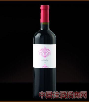 爱康郁金香红葡萄酒