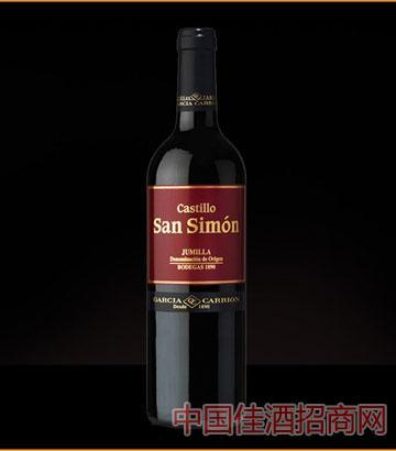 席慕红葡萄酒