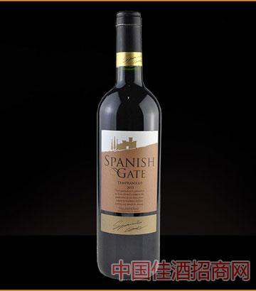 西班牙红标葡萄酒