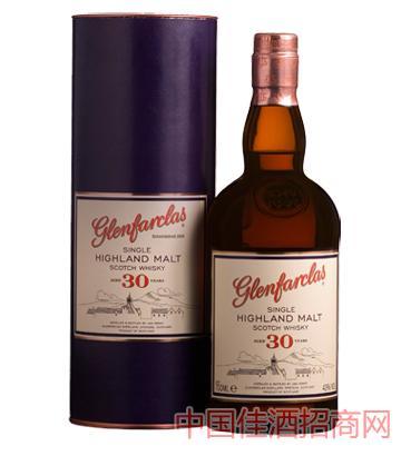 格兰花格30年单一麦芽威士忌