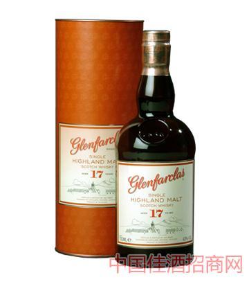 格兰花格17年单一麦芽威士忌