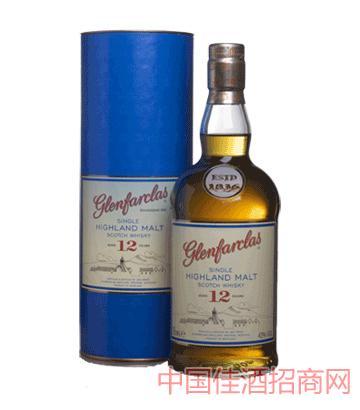格兰花格12年单一麦芽威士忌