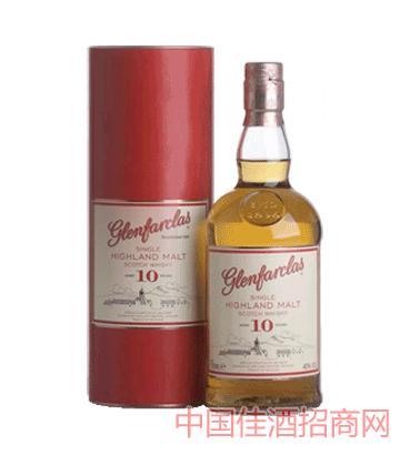 格兰花格10年单一麦芽威士忌