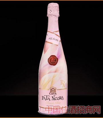 PN鎏金卡瓦桃红干型起泡酒