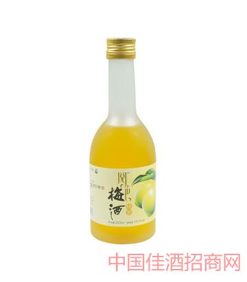 蜂蜜梅酒350ml