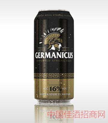格尔曼高度啤酒16%