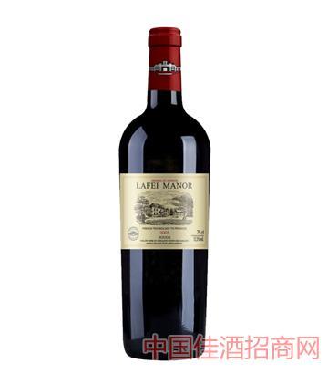 2005拉菲庄园公爵干红葡萄酒