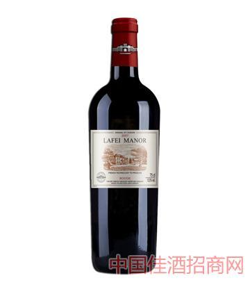 2007拉菲庄园候爵干红葡萄酒