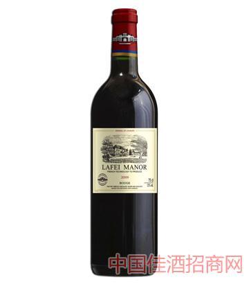 2009拉菲庄园男爵干红葡萄酒
