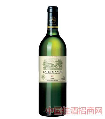 2009拉菲庄园伯爵干白葡萄酒