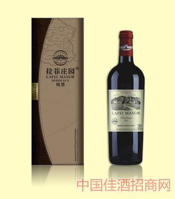 2010拉菲庄园AOP(AOC)城堡干红葡萄酒