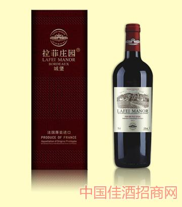 2011拉菲庄园IGP(VDP)城堡干红葡萄酒