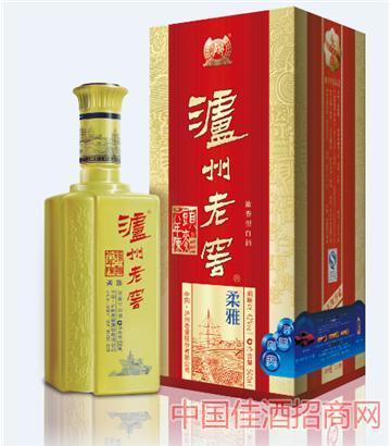 泸州老窖集团六年陈头曲柔雅酒