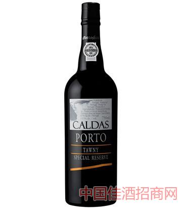 卡尔达斯茶色波特酒
