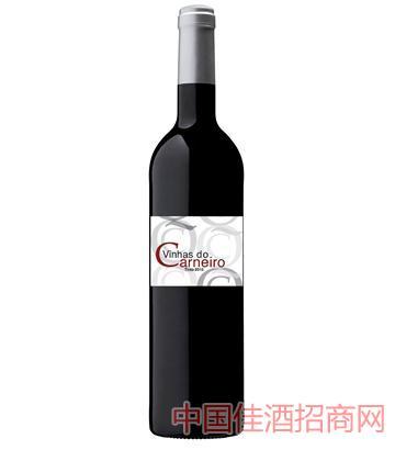 卡内罗葡萄园半干红 2012葡萄酒