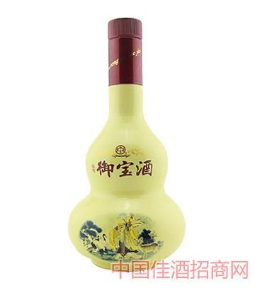 瓷瓶御宝酒礼盒