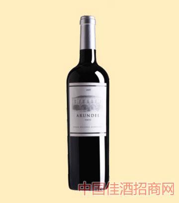 阿伦德尔2009红葡萄酒