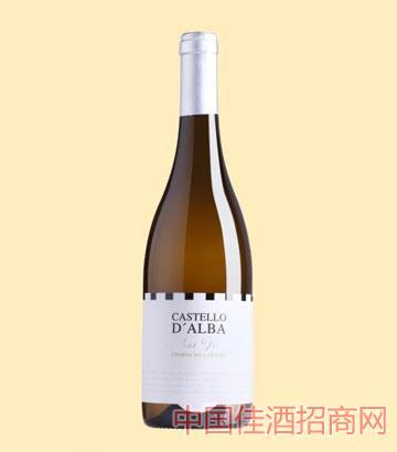 阿尔巴堡白葡萄酒