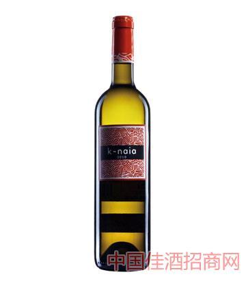 卡纳亚干白葡萄酒