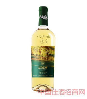 丝路经典干白葡萄酒