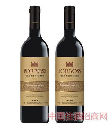 福波斯解百纳干红葡萄酒