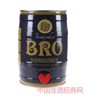 彼樂黑啤酒