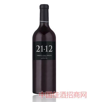 2112特别珍藏干红葡萄酒