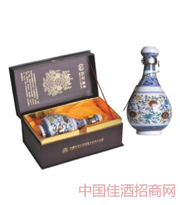 52°清香型原浆青稞酒