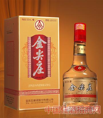 金尖庄酒38度500ML