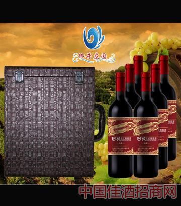 阿胶干红葡萄酒公爵