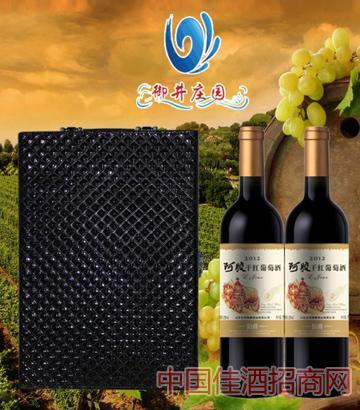 阿胶干红葡萄酒伯爵