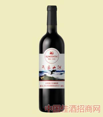 2000赤霞珠葡萄酒