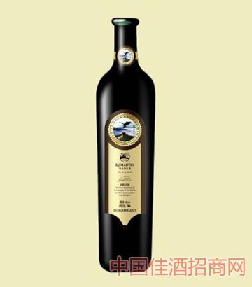精品黑比诺葡萄酒
