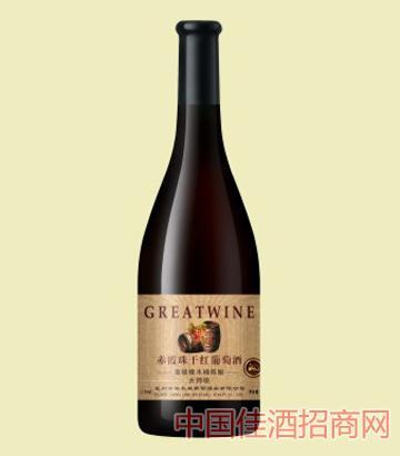 大师级赤霞珠葡萄酒