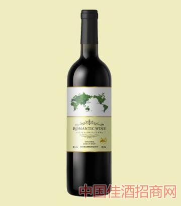 臻藏赤霞珠葡萄酒