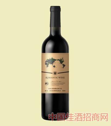 窖藏蛇龙珠葡萄酒